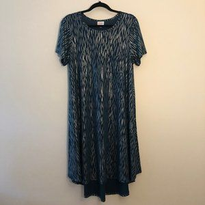 LuLaRoe Elegant Collection Carly Dress